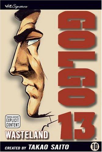 ゴルゴ13 英語版 10巻