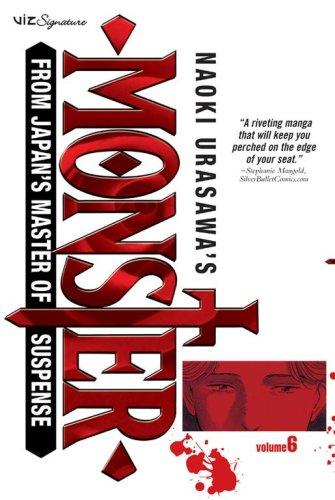 MONSTER モンスター 英語版 6巻