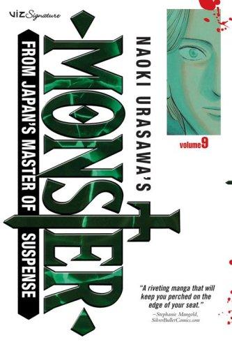 MONSTER モンスター 英語版 9巻