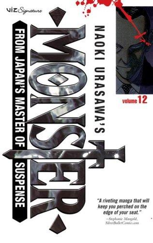 MONSTER モンスター 英語版 12巻