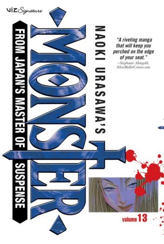MONSTER モンスター 英語版 13巻
