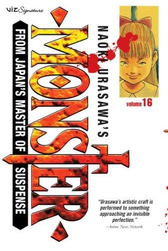 MONSTER モンスター 英語版 16巻