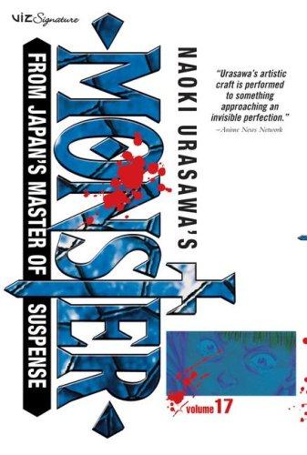 MONSTER モンスター 英語版 17巻
