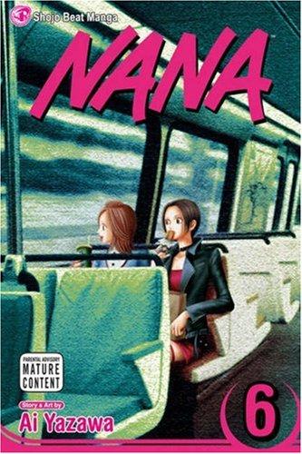 ナナ 英語版 6巻