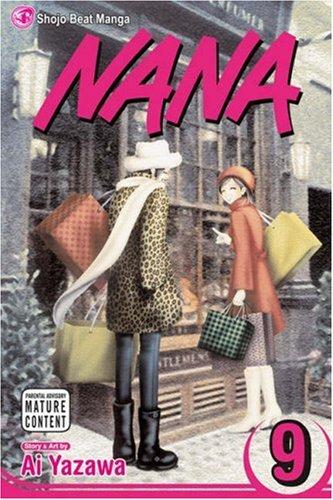 ナナ 英語版 9巻