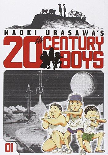 20世紀少年 英語版 1巻
