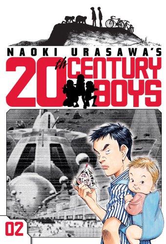 20世紀少年 英語版 2巻
