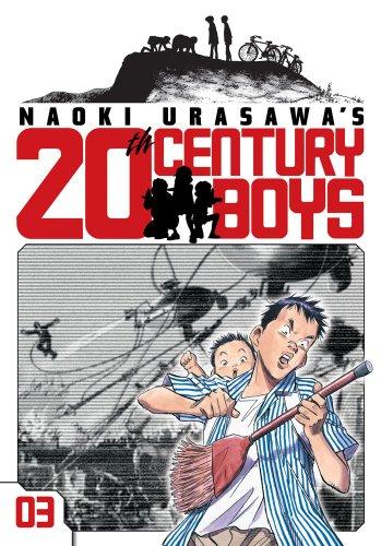 20世紀少年 英語版 3巻