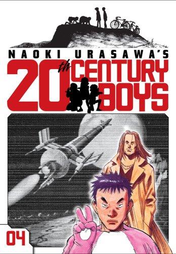 20世紀少年 英語版 4巻