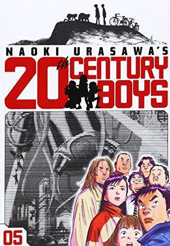 20世紀少年 英語版 5巻