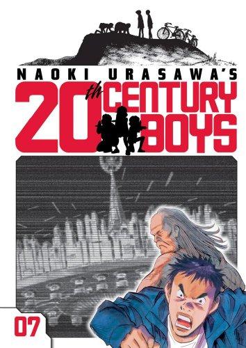 20世紀少年 英語版 7巻