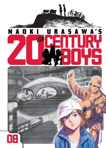 20世紀少年 英語版 8巻