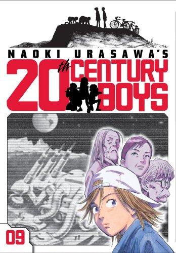 20世紀少年 英語版 9巻