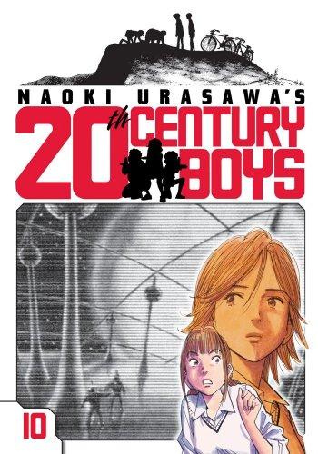 20世紀少年 英語版 10巻