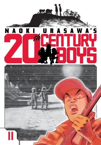 20世紀少年 英語版 11巻