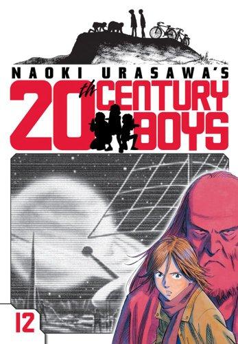 20世紀少年 英語版 12巻