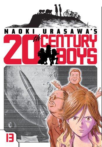 20世紀少年 英語版 13巻