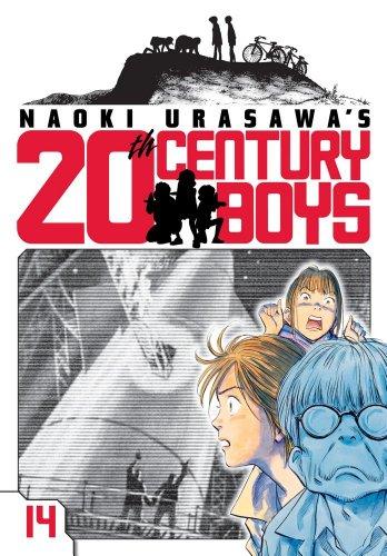 20世紀少年 英語版 14巻