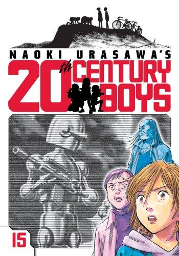 20世紀少年 英語版 15巻
