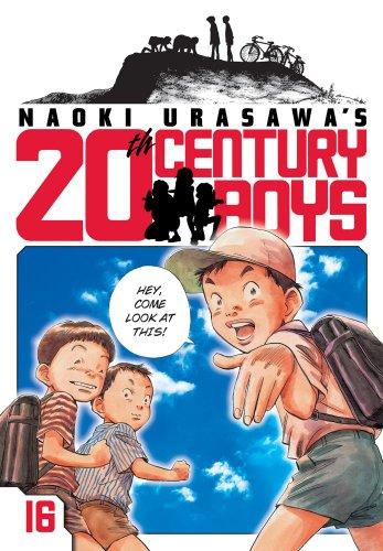 20世紀少年 英語版 16巻