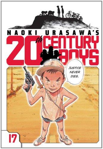 20世紀少年 英語版 17巻