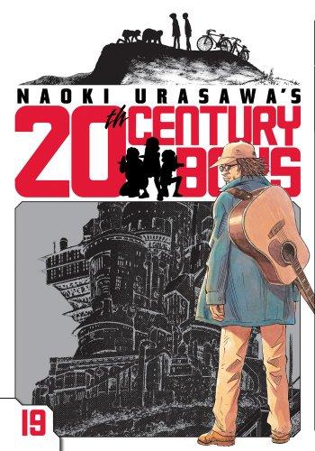 20世紀少年 英語版 19巻