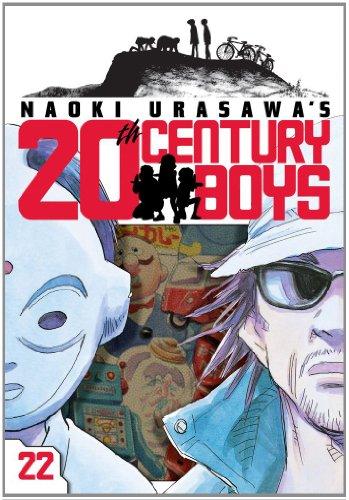 20世紀少年 英語版 22巻