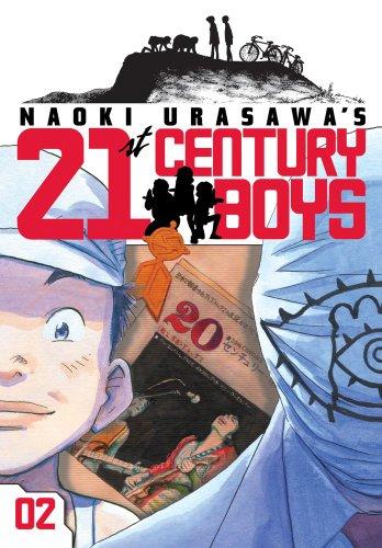 20世紀少年 英語版 24巻