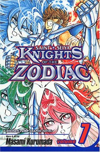 聖闘士星矢 英語版 7巻