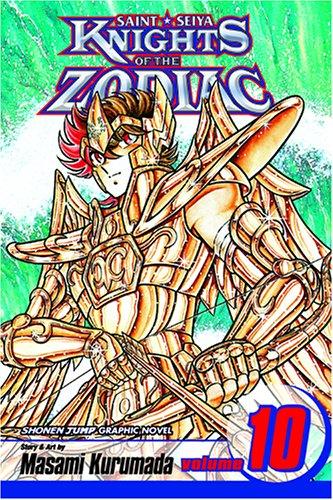 聖闘士星矢 英語版 10巻