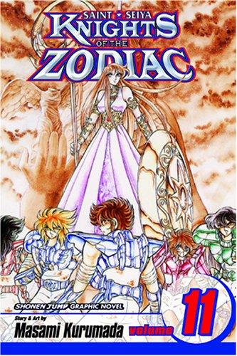 聖闘士星矢 英語版 11巻