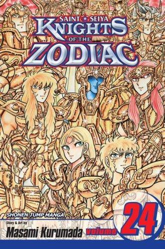 聖闘士星矢 英語版 24巻