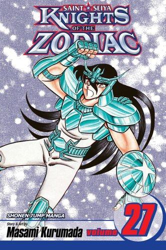 聖闘士星矢 英語版 27巻