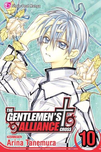 紳士同盟クロス† 英語版 10巻