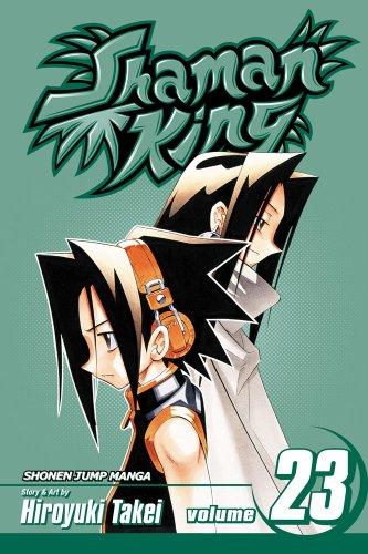 シャーマンキング 英語版 23巻
