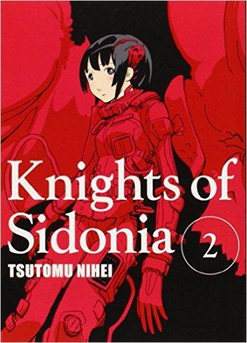 シドニアの騎士 英語版 2巻