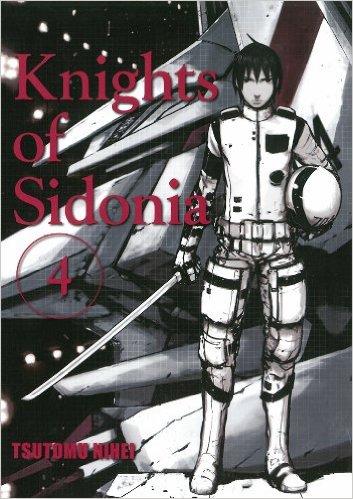 シドニアの騎士 英語版 4巻