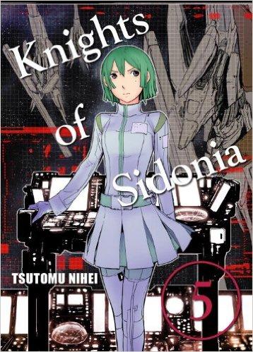 シドニアの騎士 英語版 5巻