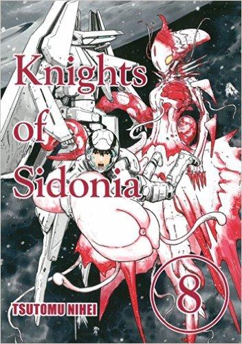 シドニアの騎士 英語版 8巻