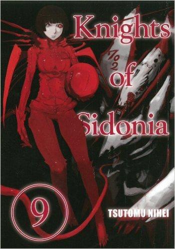 シドニアの騎士 英語版 9巻