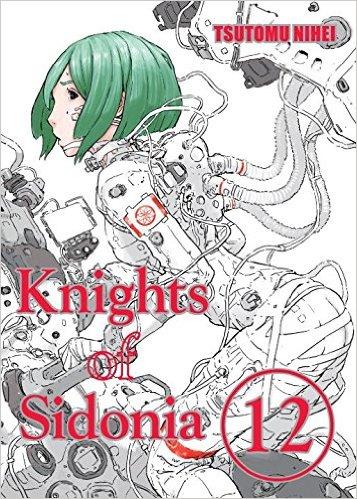シドニアの騎士 英語版 12巻