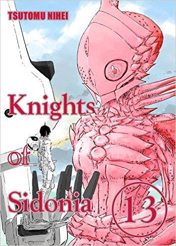 シドニアの騎士 英語版 13巻