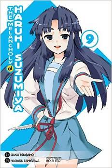 涼宮ハルヒの憂鬱 英語版 9巻