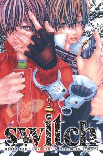 Switch スイッチ 英語版 2巻