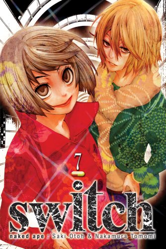 Switch スイッチ 英語版 7巻