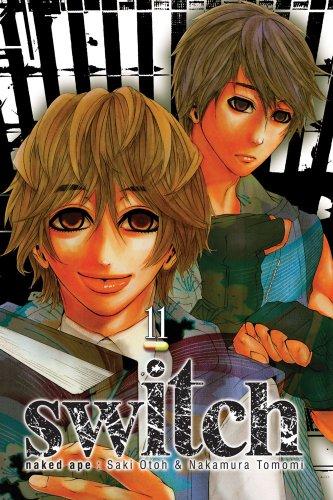 Switch スイッチ 英語版 11巻