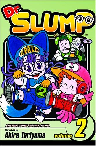 Dr.スランプ 英語版 2巻