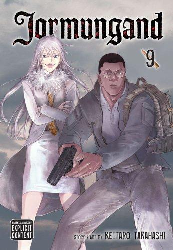 ヨルムンガンド 英語版 9巻