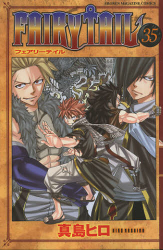 FAIRY TAIL フェアリーテイル 35巻