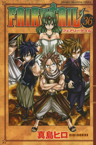 FAIRY TAIL フェアリーテイル 36巻